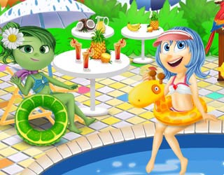 Game Summer Inside Out Party