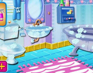 barbie bathroom cleaning games play free bathroom clean up 10416