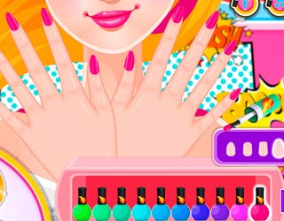 Nails art games of barbie images nail art and nail design ideas play free super barbie super nails game super barbie super nails prinsesfo images prinsesfo Choice Image