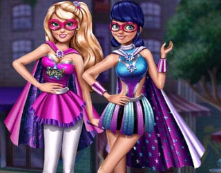 Game Superhero Princesses
