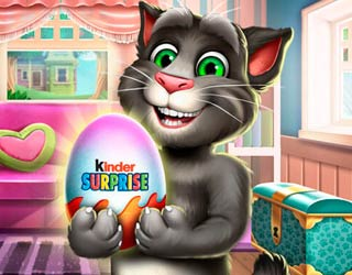 game Talking Tom Kinder Surprise