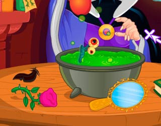 Game The Evil Queen's Spell Disaster