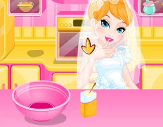 Game The Perfect Wedding Cake