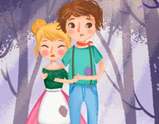 Game The Story Of Hansel And Gretel