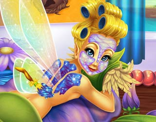 Game Tinker Bell's Tiny Spa