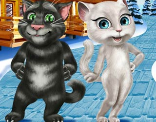 Game Tom And Angela Winter Holiday