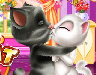Game Tom Cat Love Kiss