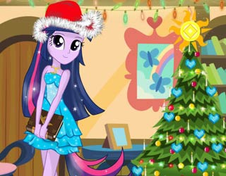 Game Twilight Sparkle Christmas Prep