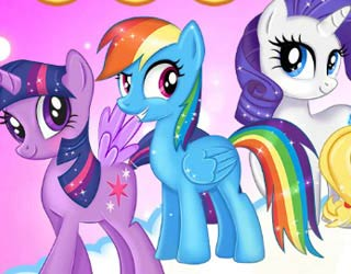 Game Which My Little Pony Character Are You