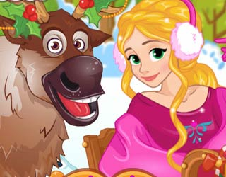 Game Winter In Arendelle